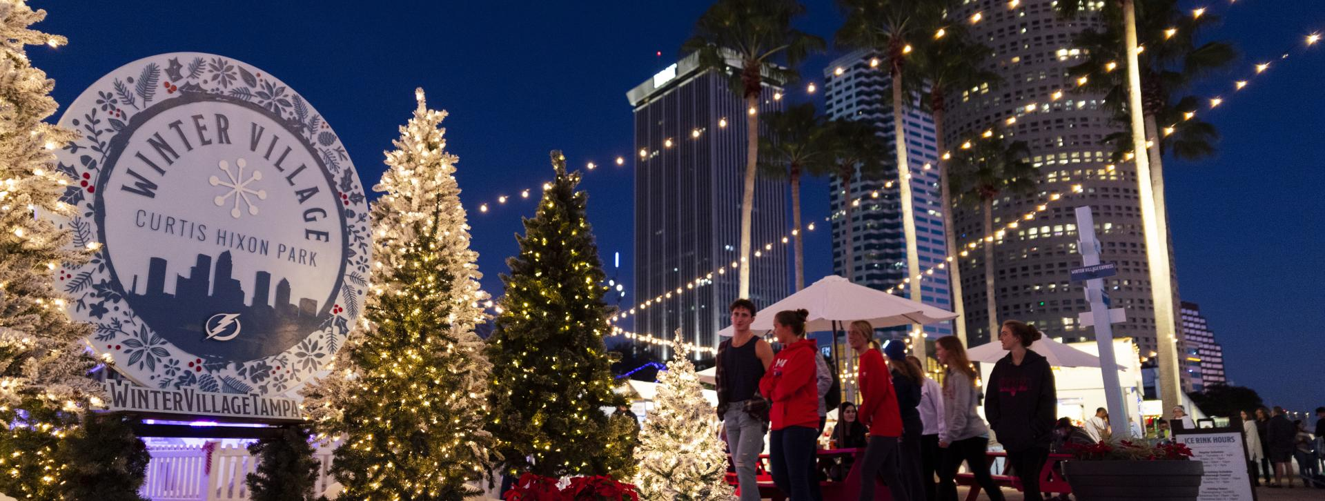 Christmas Dinner Restaurants In Tampa 2020 Holiday Season and New Year's Events
