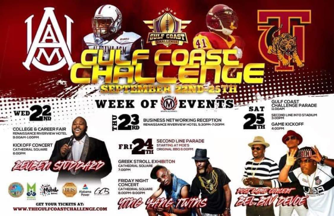 GCC Week of Events