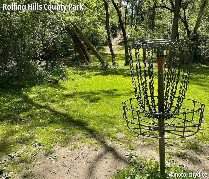 Rolling Hills Disc Golf