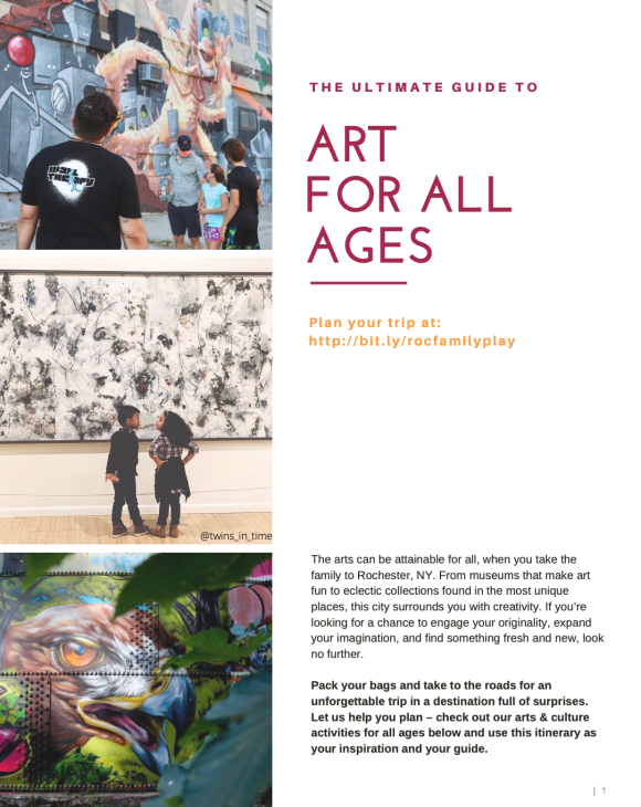 Rochester Family -Art For All Ages