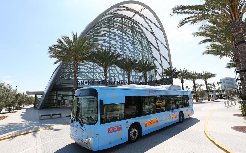 Anaheim Resort™ Transportation (ART) bus