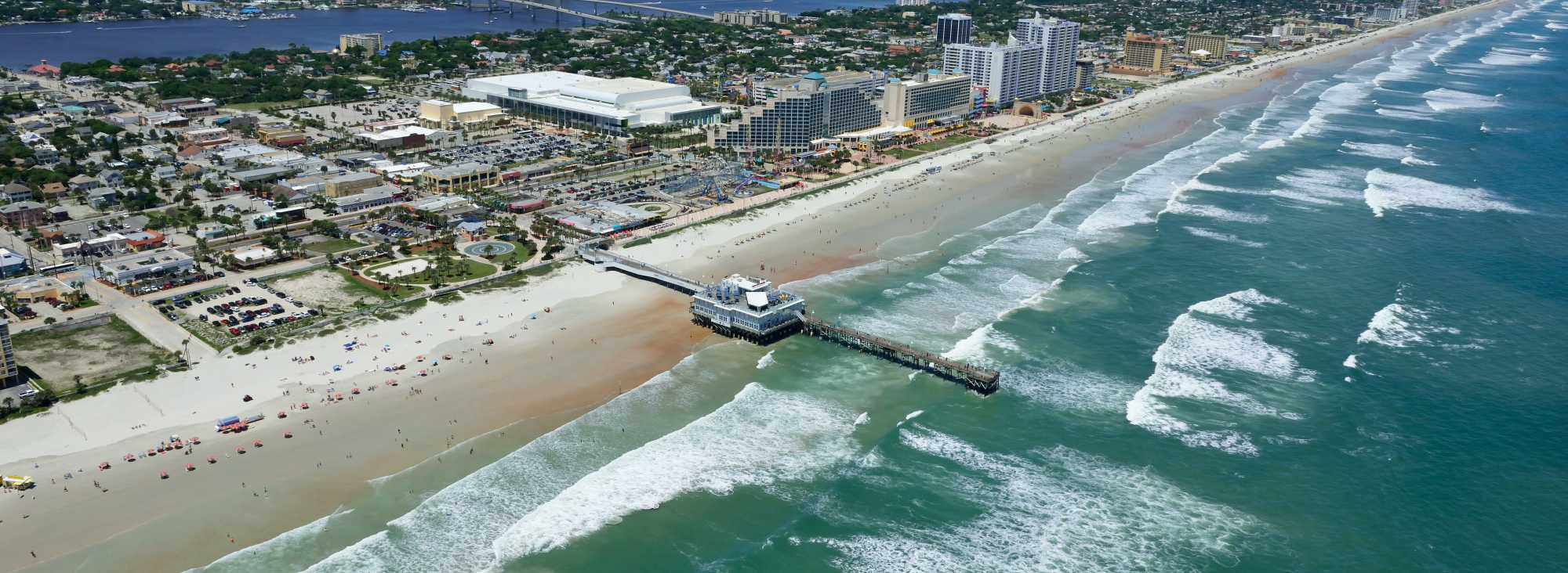 Daytona Beach core district