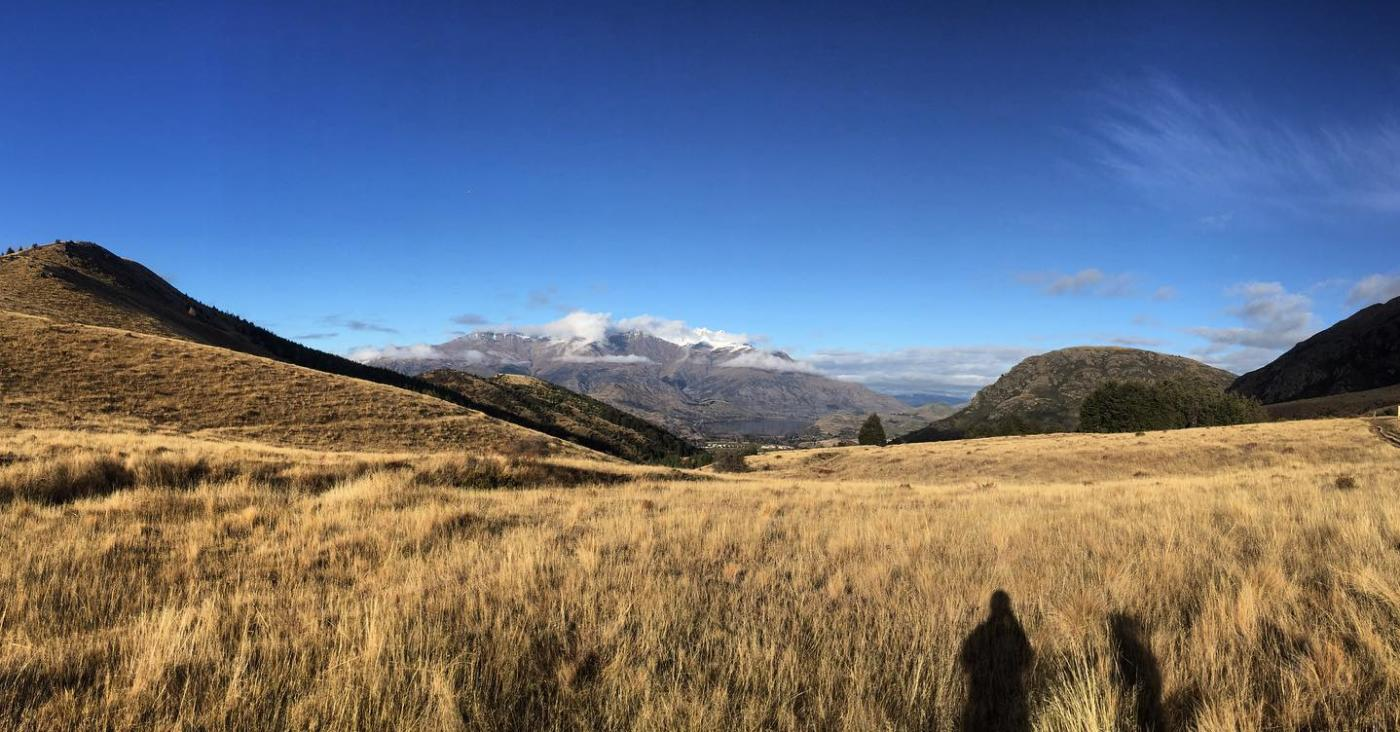 Sawpit Gully Trail, Arrowtown