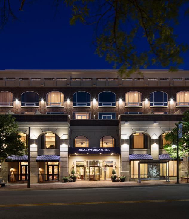 Graduate Chapel Hill Hotel