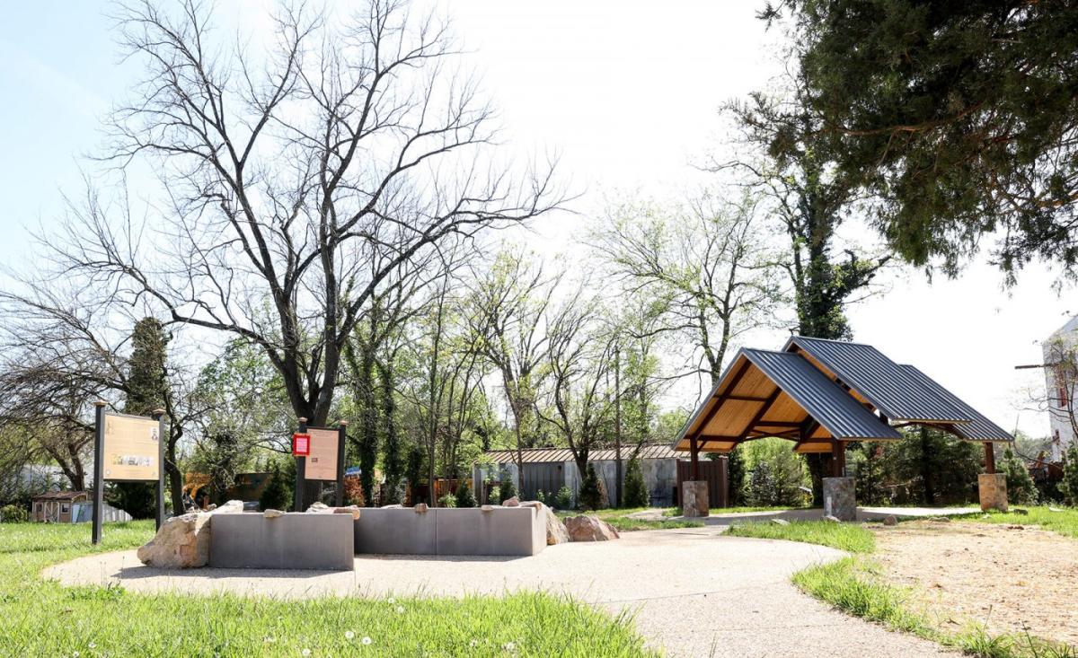 Tinner Hill Historic Park
