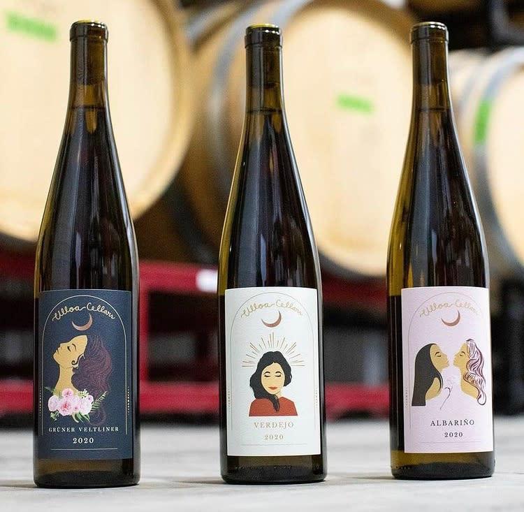 Ulloa Cellars wine
