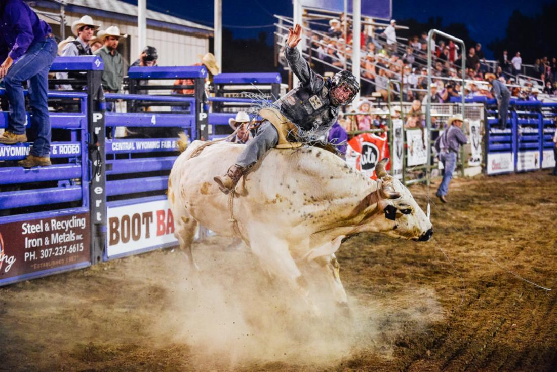 Central Wyoming Fair & Rodeo Casper, Wyoming