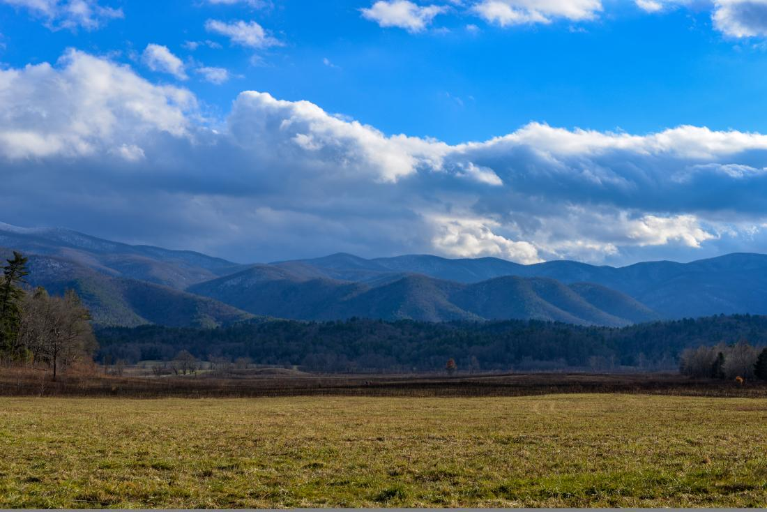 Cades Cove Winter