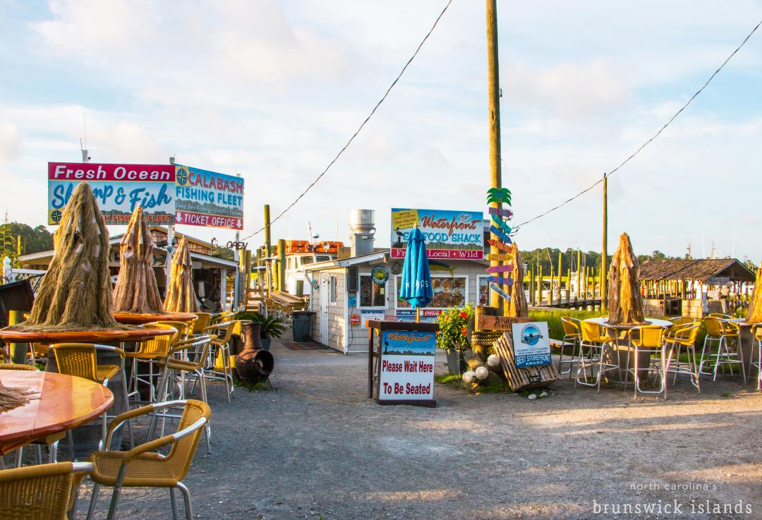 Waterfront Seafood Shack_Calabash
