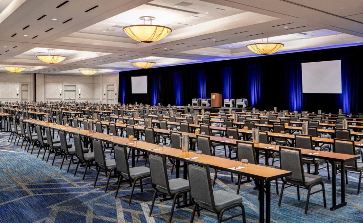 The Woodlands Waterway Marriott Ballroom