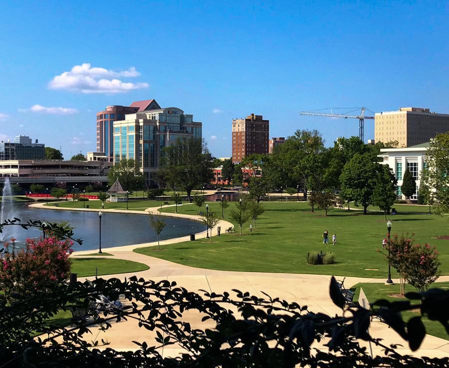 Big Spring Park Huntsville