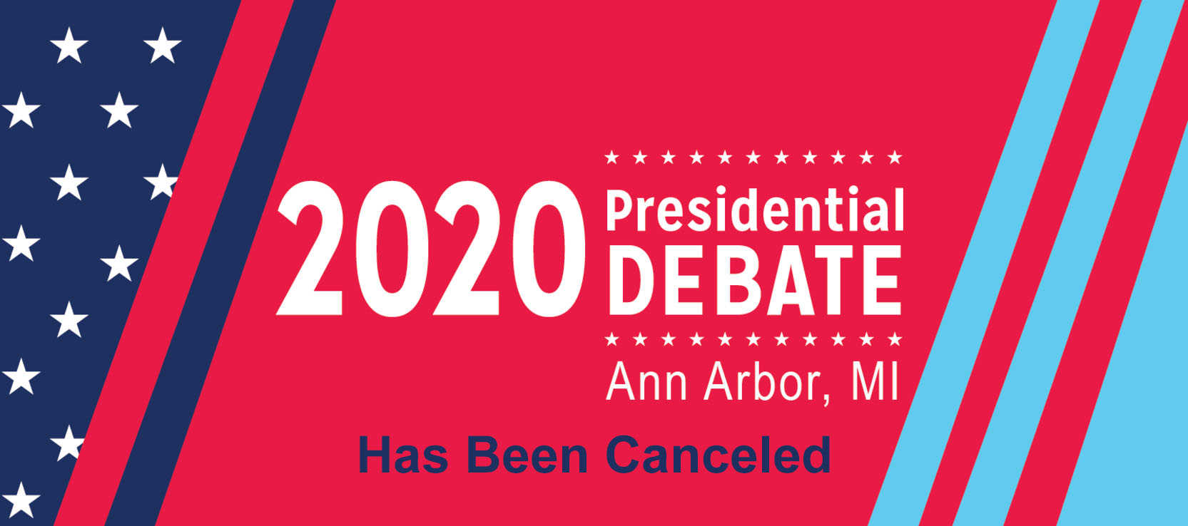 University of Michigan Presidential Debate