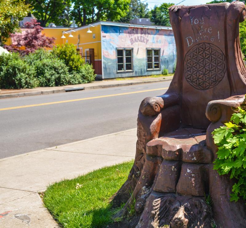 Whiteaker district Eugene