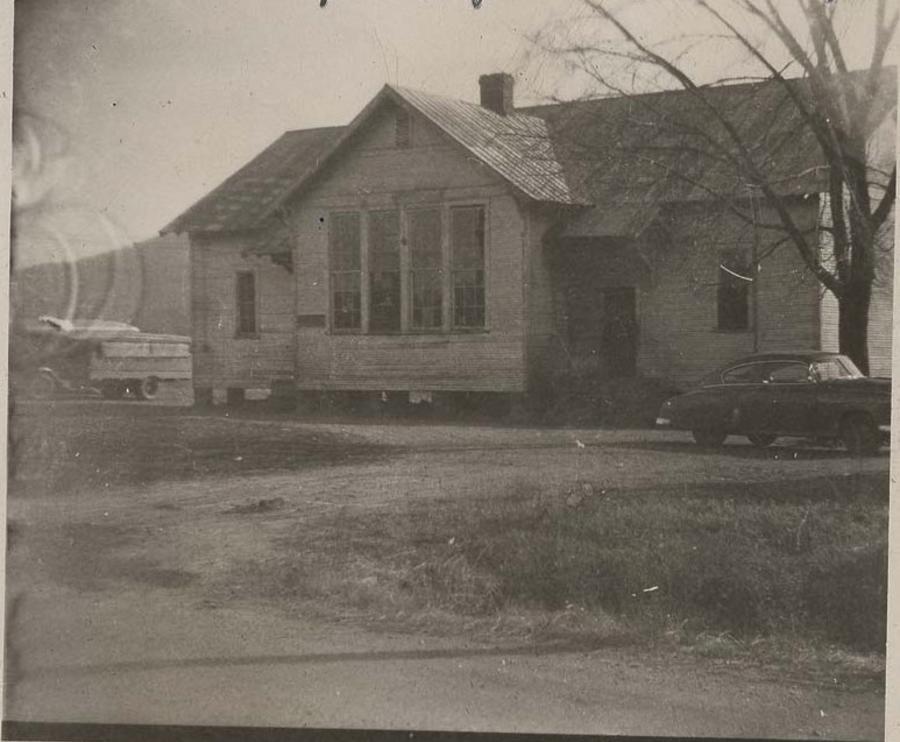 Gurley Rosenwald School
