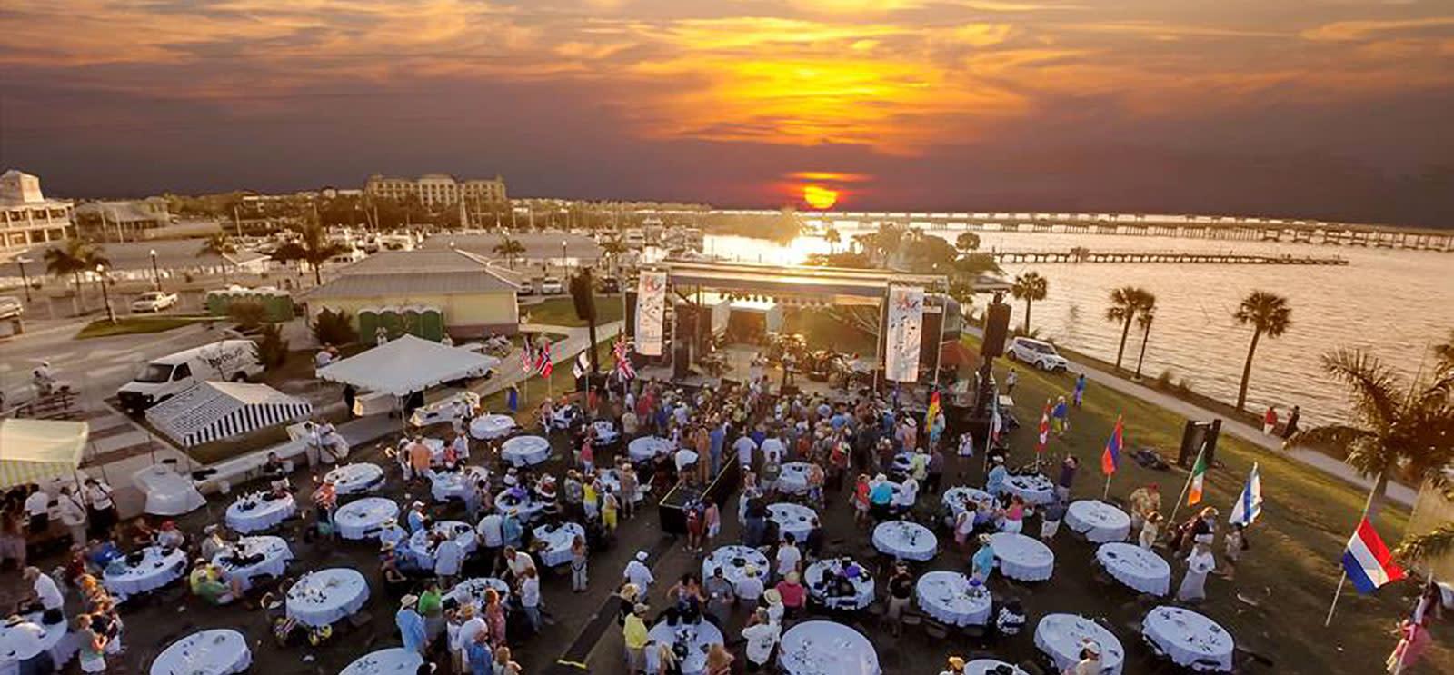 Punta Gorda Wine & Jazz Festival Week