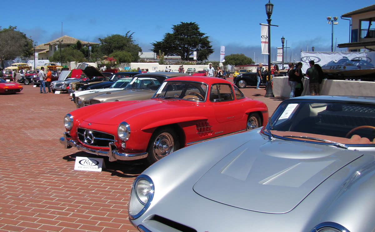 RM Car Auction, Monterey Car Week