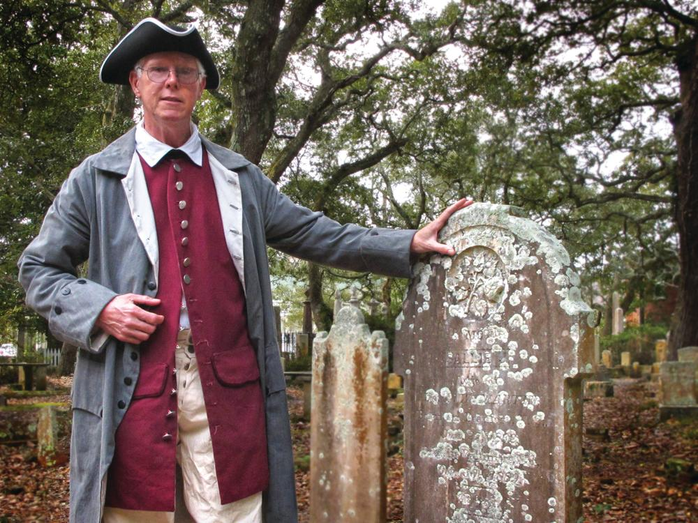 Historical Tours Beaufort Historic Site