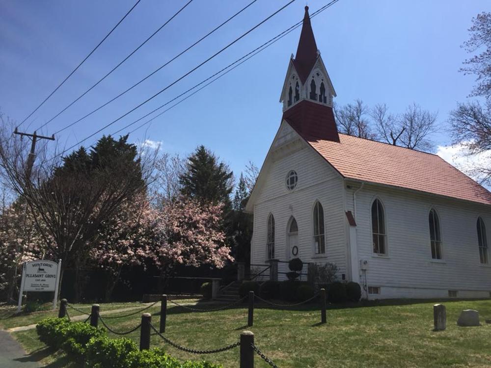 Historic Pleasant Grove Church