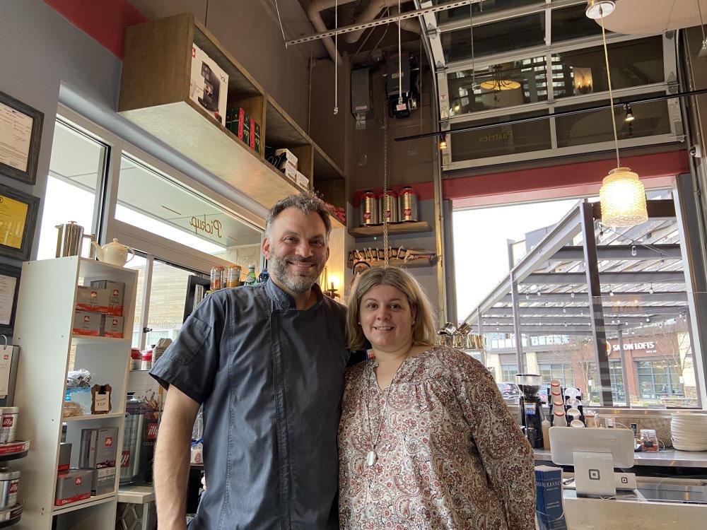 Tisha and Bill Downes of Urbano Modern Italian