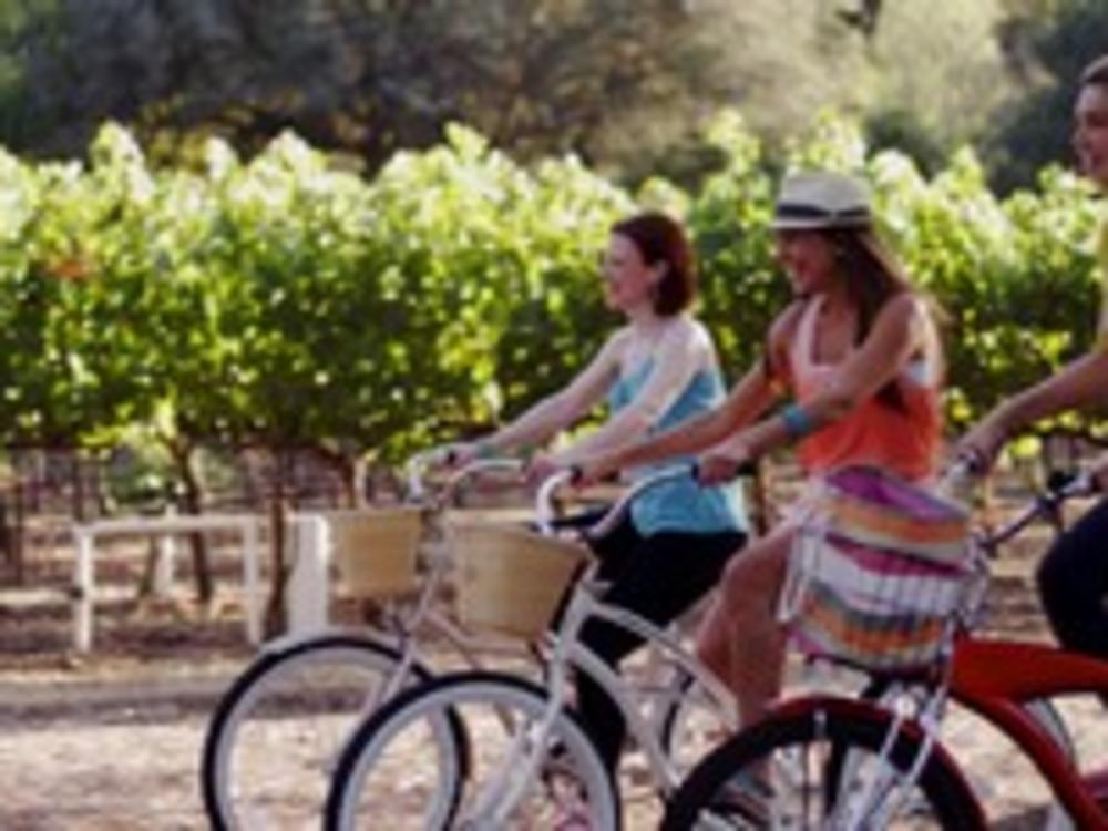 Biking Girls