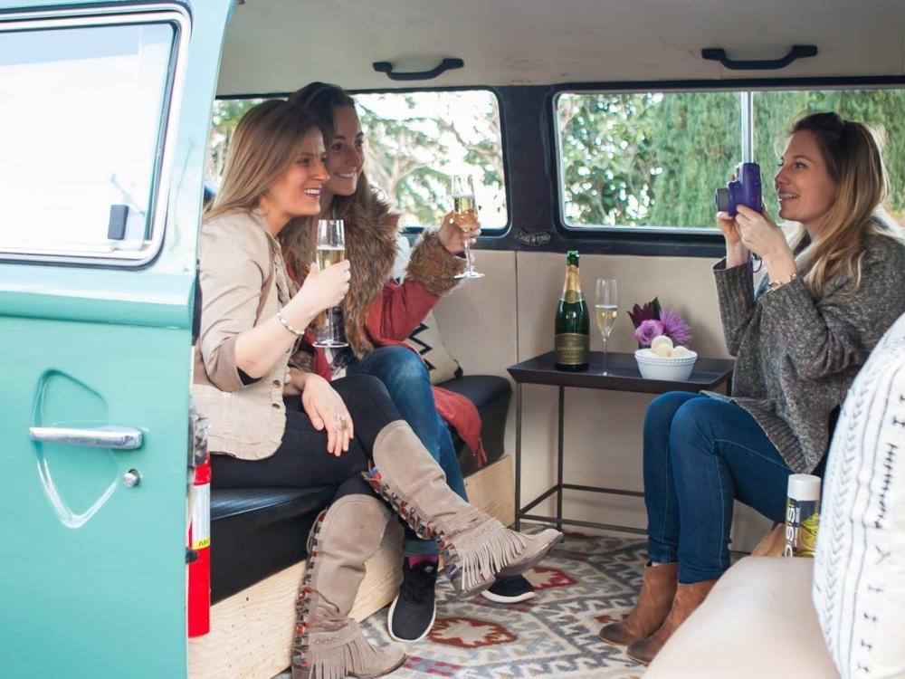 West Wine Tours Women in Wine Tour
