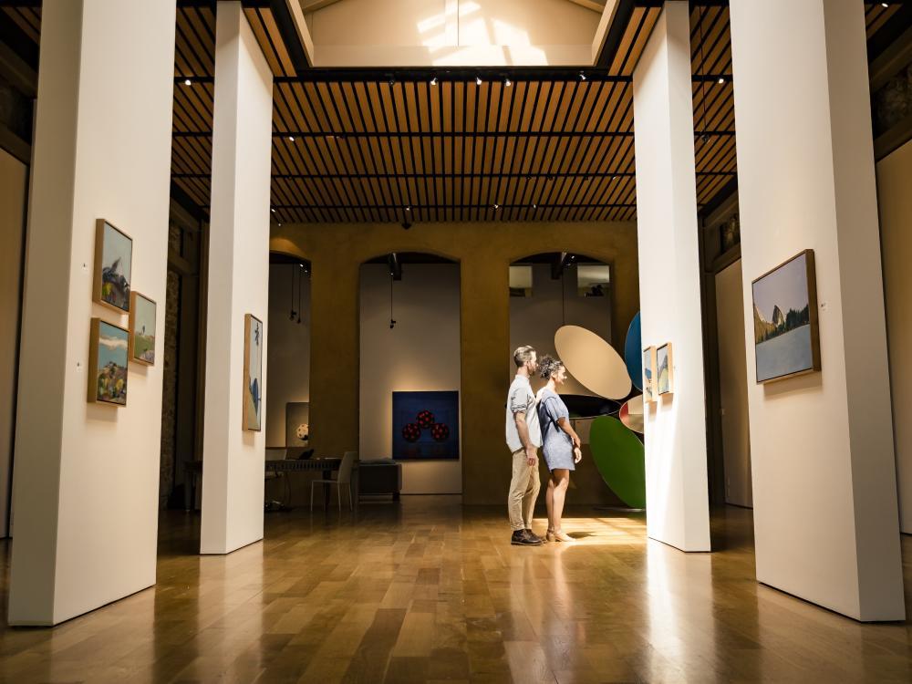 Art Gallery in Napa Valley