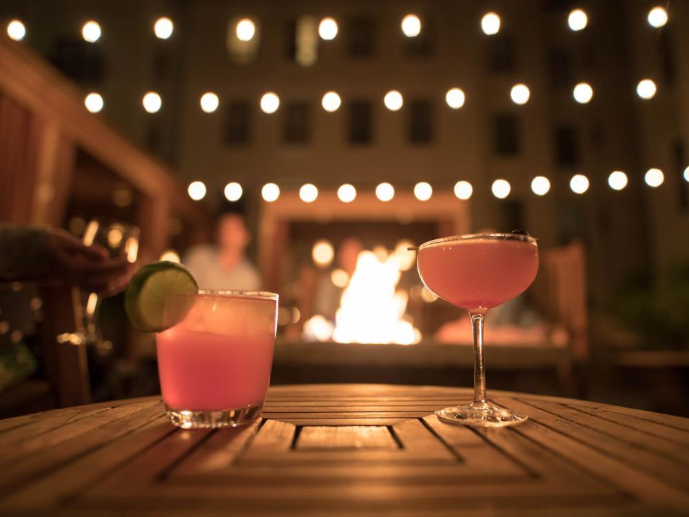 cocktails nightlife napa valley