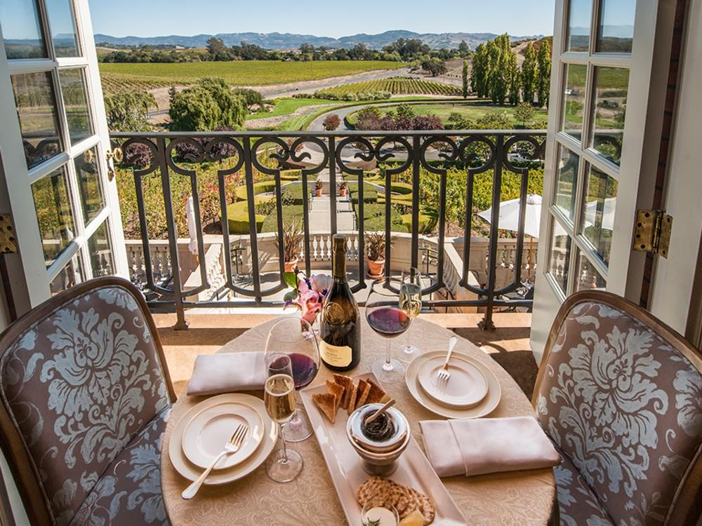 A Taste of France in Napa Valley – Domaine Carneros in Napa Valley