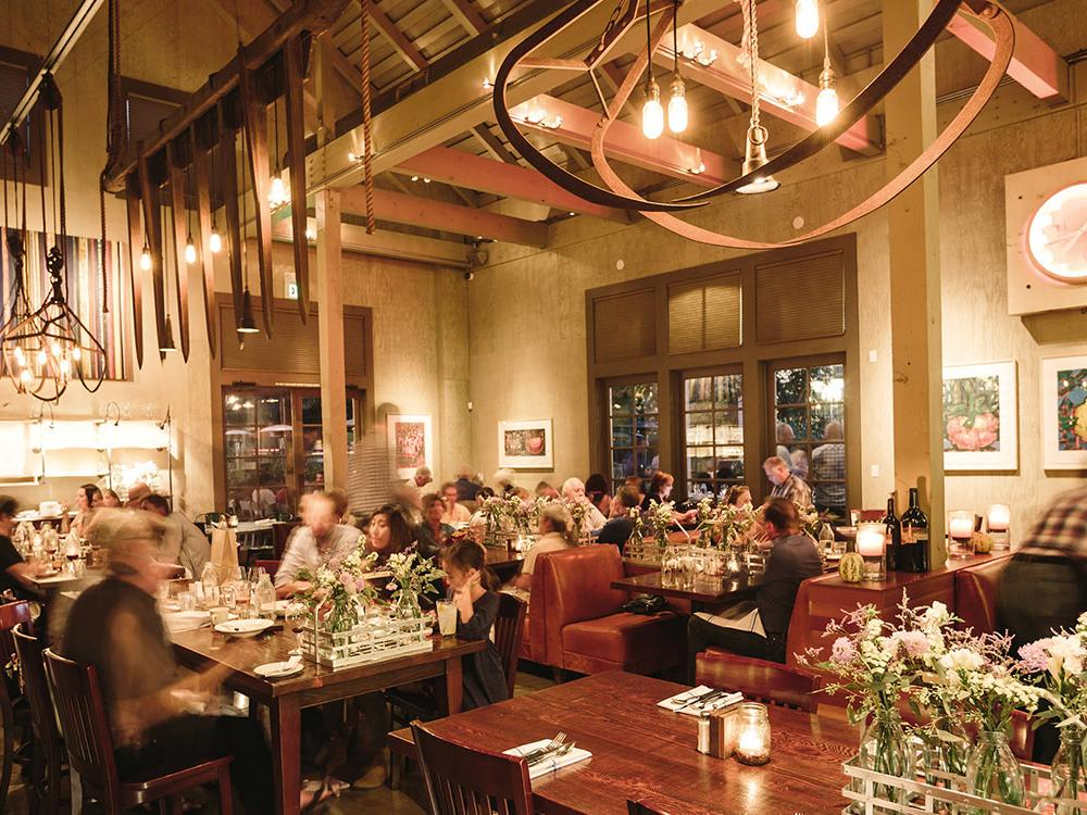 Family Friendly Restaurants in Napa Valley – Farmstead at Long Meadow Ranch