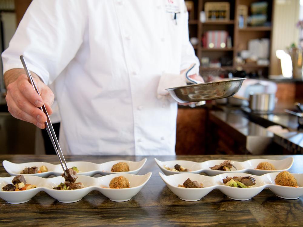 Five Great Downtown Napa Restaurants