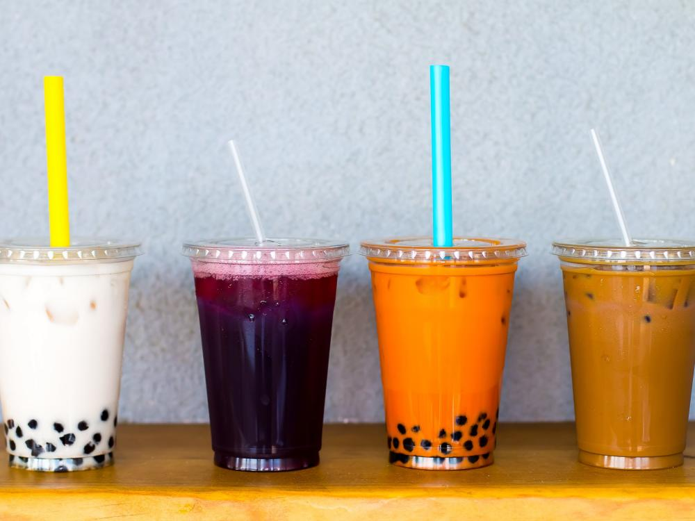 Heritage Eats Boba and house-made drinks