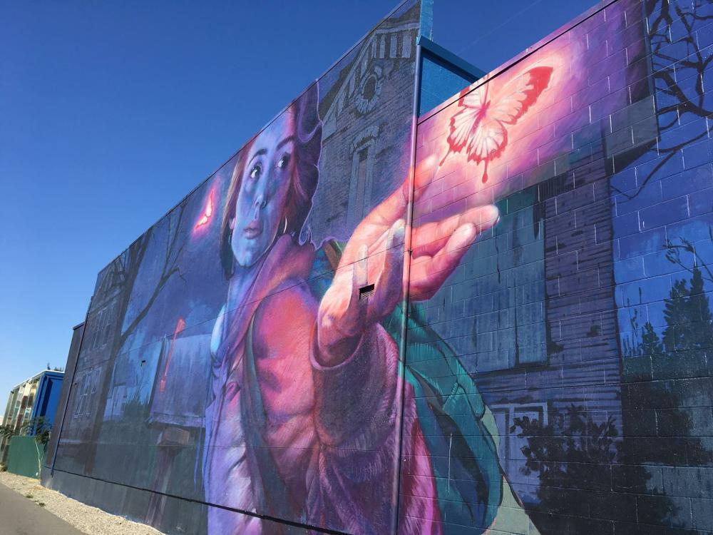 RAD Napa Mural