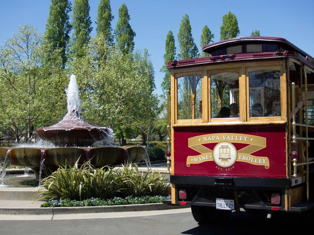 The Best Napa Valley Tours – Napa Valley Wine Trolley