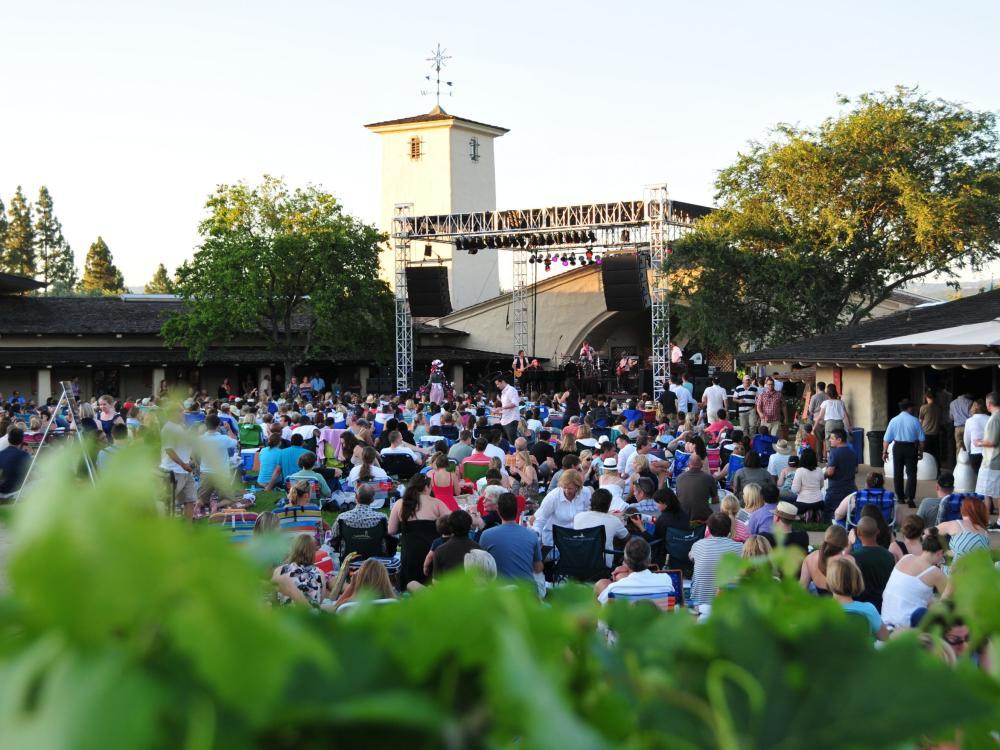 Robert Mondavi Summer Concerts