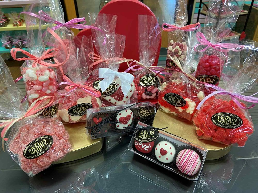 Candy and Chocolate Gift Sets from Farris Wheel in Wichita
