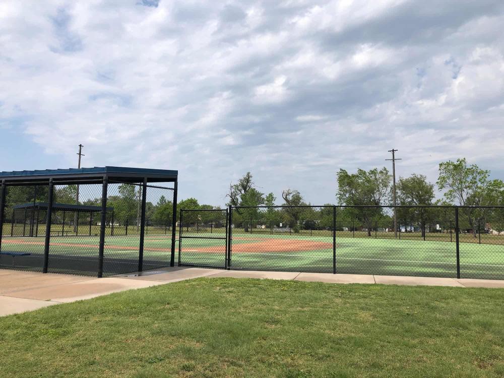 Miracle Field at Orchard Park