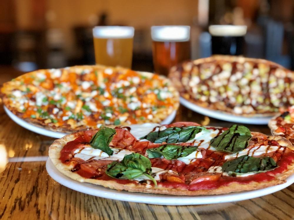 Pizza Variety from River City Brewing Co.