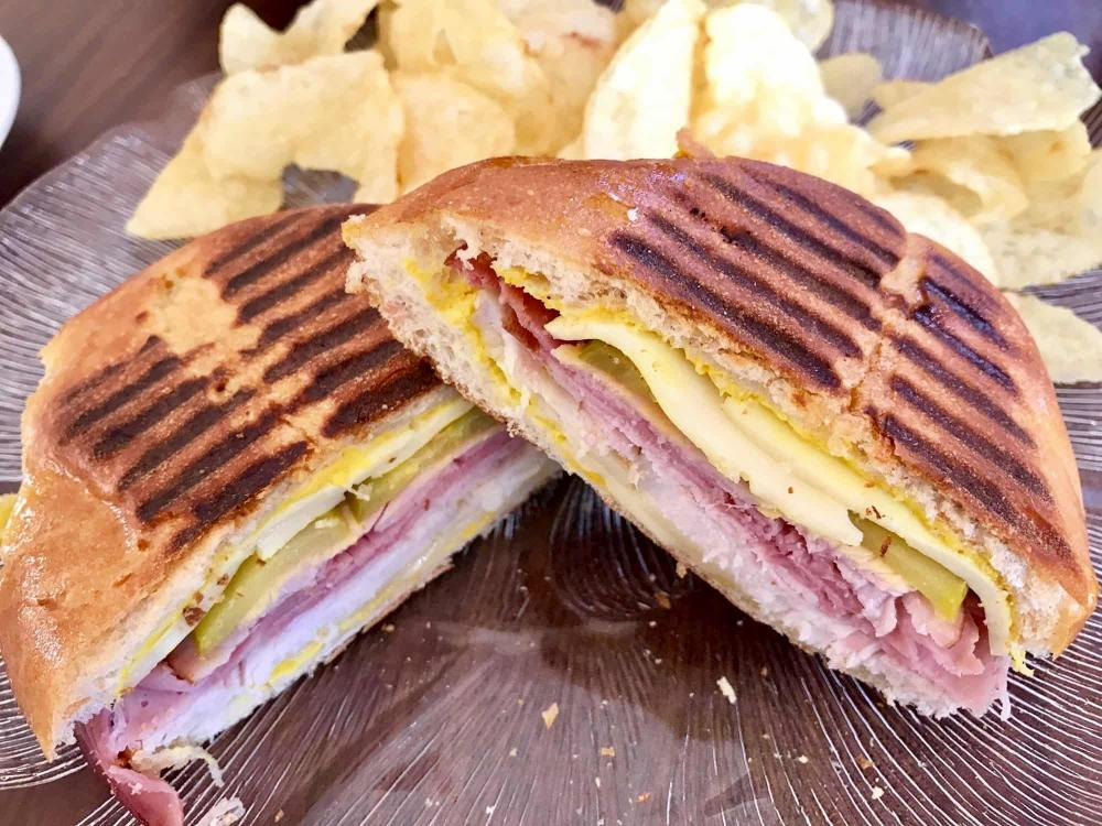 Cuban Panini from The Kitchen