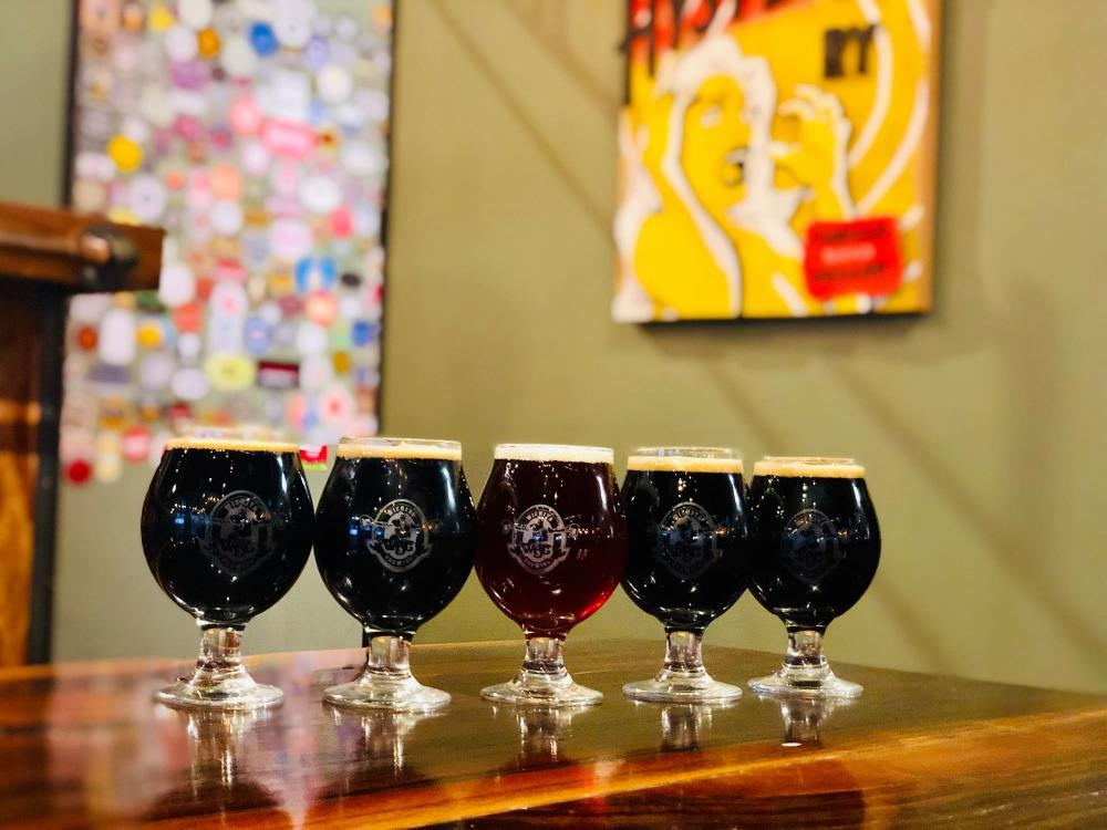 Dark Beers at Wichita Brewing Company