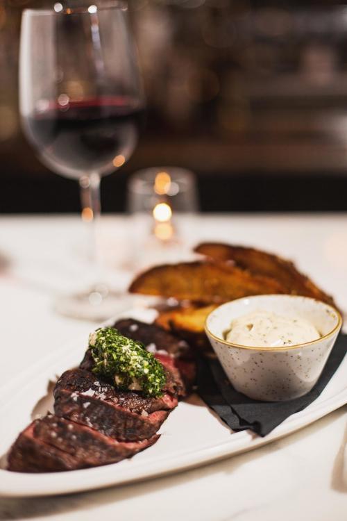 Brooklyn and the Butcher Steak