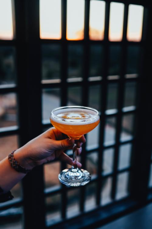 Cambria Rooftop Cocktail