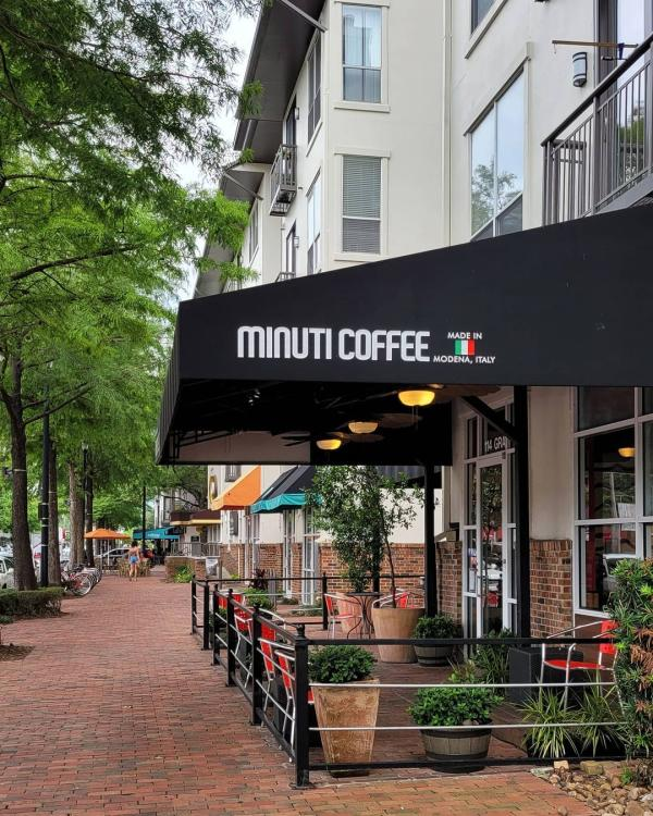 Minuti Coffee