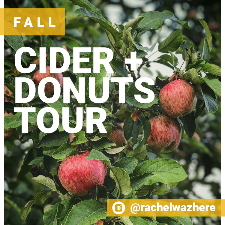 Self-Guided Tours - Fall Cider + Donuts Tour