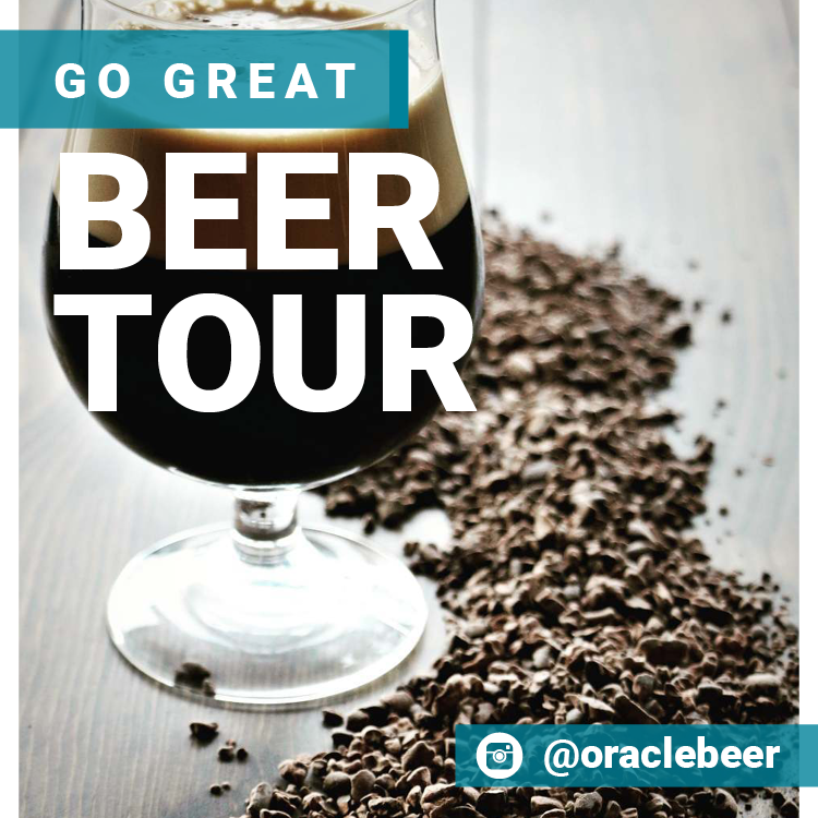 Self-Guided Tours - Tiles - Beer Tour