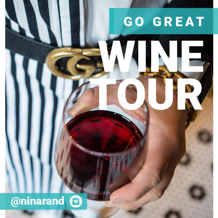 Self-Guided Tours - Tiles - Wine Tour