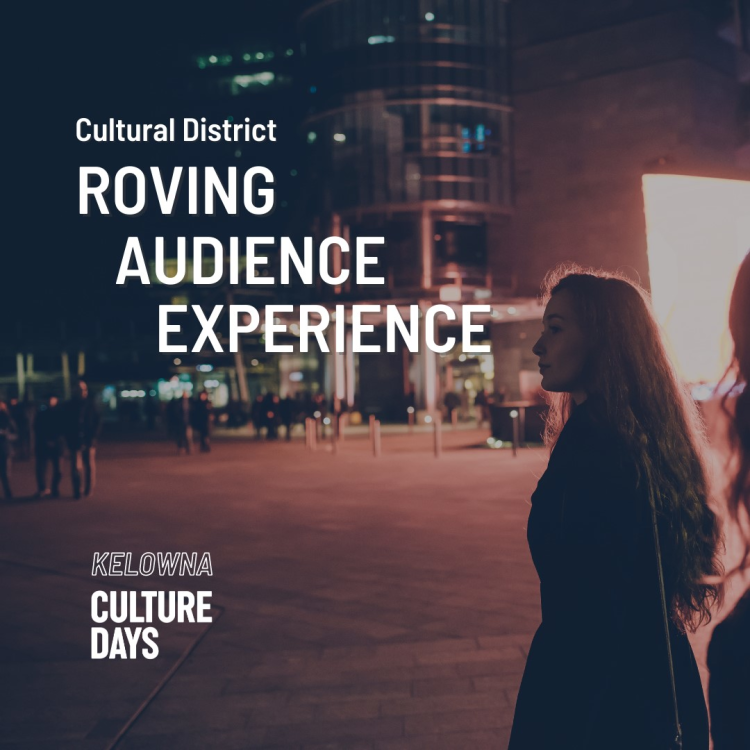 Roving Audience Experience