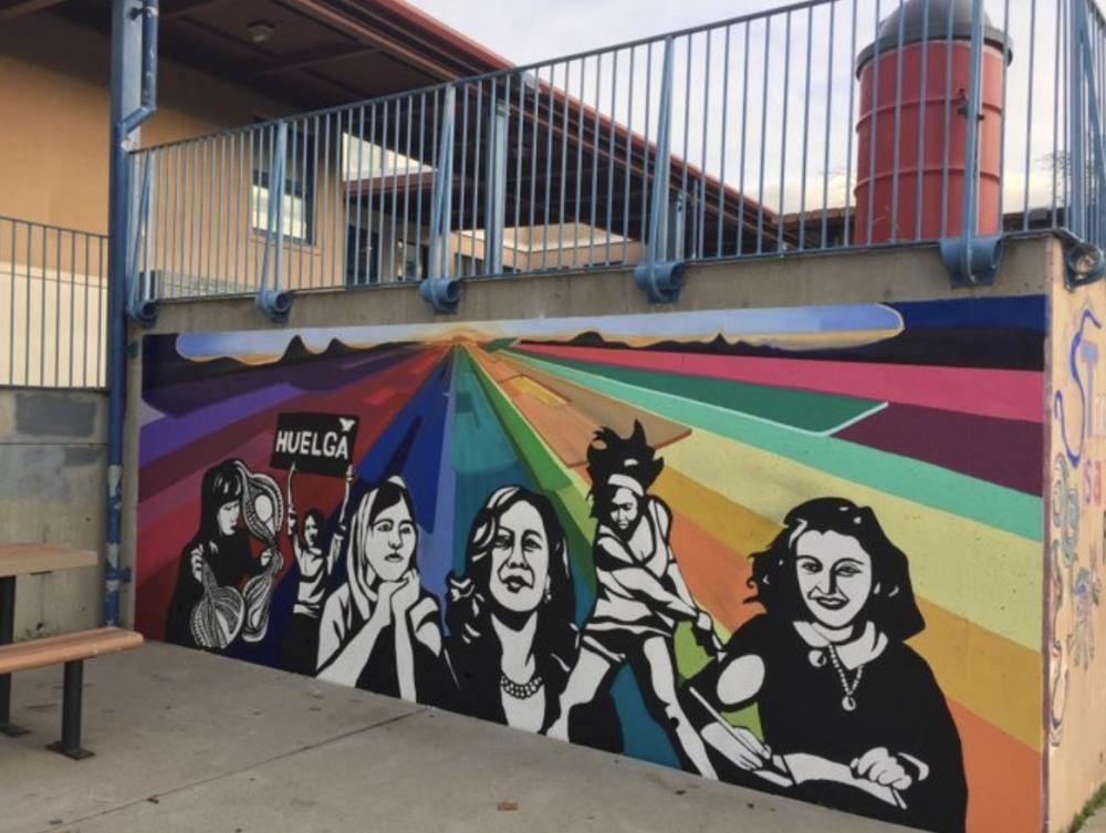 Thousand Oaks Mural