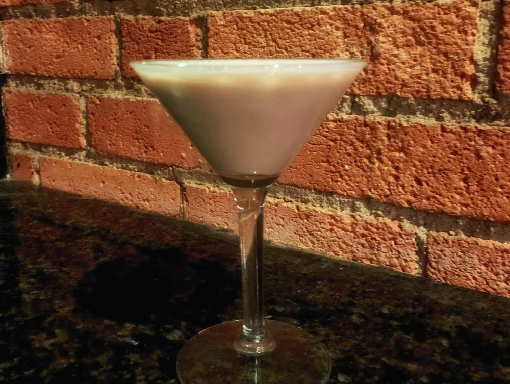 Chocolate Martini from Mort's Martini Bar