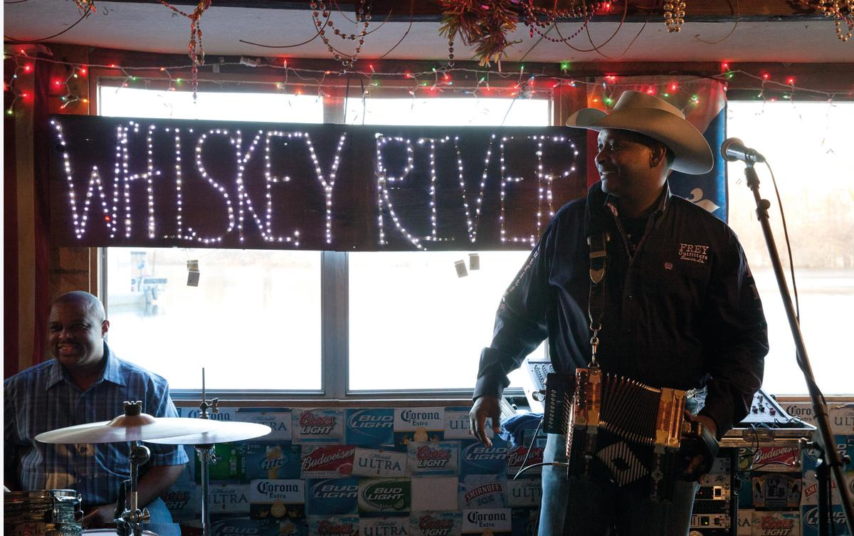 Geno Delafose at Whiskey River