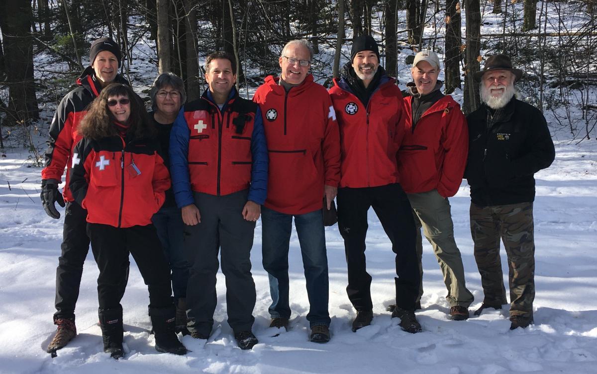 Laurel Highlands Nordic Ski Patrol